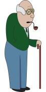 man pipe cane-1293369_1280